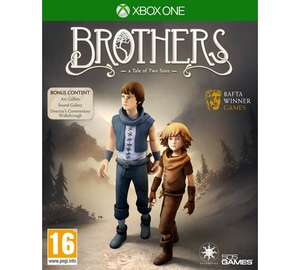 Brothers: A Tale of Two Sons Xbox One £9.49 @ argos + FREE P&P