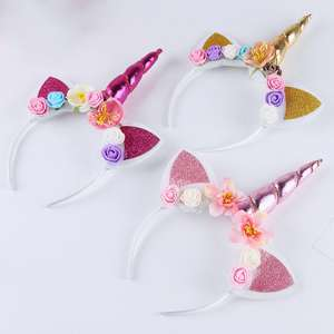 Unicorn headband only 0.98p @ Aliexpress (sold by Pretty Lady Zone)