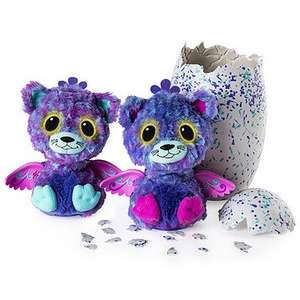 Hatchimals Surprise Twins Purple or Teal £39.99 @ The Entertainer