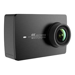 YI 4K Sports Action Camera 4K/30fps Ultra HD Wide Angle Lens 2.19 Inch Touch Screen Voice Control Camcorder £120.99 with promo at Amazon ( Sold by YI Official Store UK and Fulfilled by Amazon)