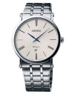 Goldsmiths Seiko watch was £329 reduced to £160 use code extra10 to make it £144