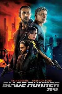 Bladerunner 2049 HD or UHD for £6.99 HD or £7.99 UHD @ Rakuten