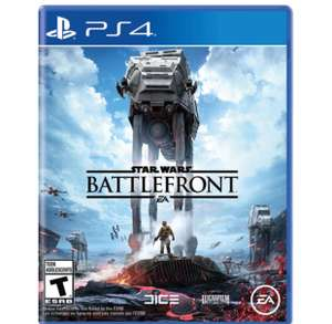 PS4 Battlefront 1 only £5 at ASDA online