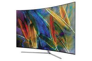 Samsung QLED QE55Q7C - £1,289 - Sold by Tvsandmore and Fulfilled by Amazon