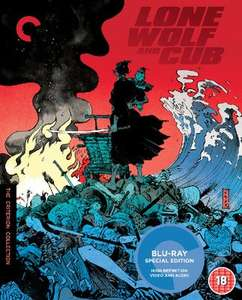 Lone Wolf and Cub - The Criterion Collection Blu ray set New - £25.99 @ Music Magpie