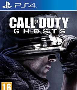 Call Of Duty Ghosts - PS4 (Preowned) £7.89 @ MusicMagpie