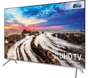Samsung UE55MU7000 - 55' 4K UHD 10bit panel - £729 @ PRC Direct