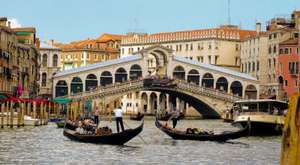 From Bristol: Valentine's Day Italy Holiday to Venice, Verona and Milan just £191.12pp @ Ebookers
