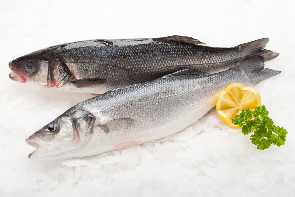 Whole sea bass at Asda £2