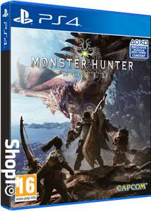 Monster Hunter World + Origin Armour set Male & Female and Fair Wind Charm DLC - £41.86 @ ShopTo