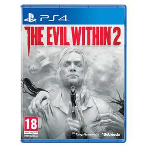 The Evil Within 2 PS4 £14.99@monstershop