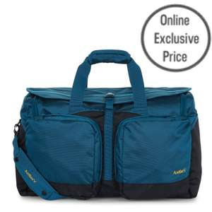Tundra Holdall Teal, £25 (£23.50 with code) from Antler