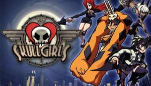 Skullgirls 2-Pack for Steam Only 69p 95% Off on Fanatical