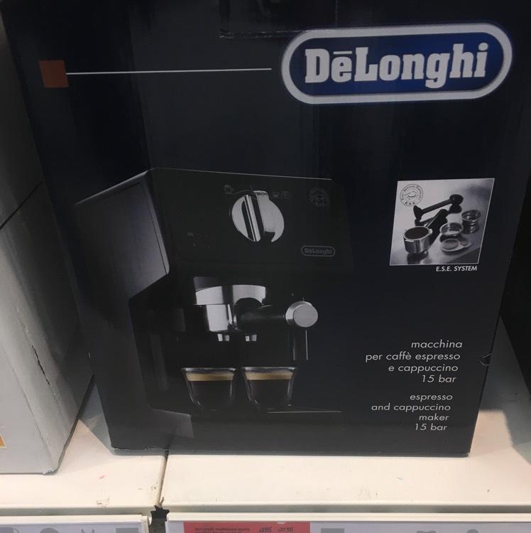 De'Longhi ECP31.21 Espresso Machine £67.50 instore @ Sainsbury's Sedgefield