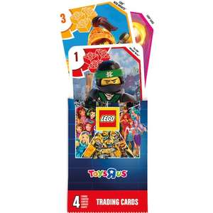 Lego Cards 16p at Toys R Us