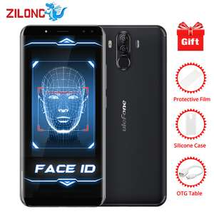 "Ulefone Power 3 Face ID 6.0"" 18:9 Display 6GB RAM Band 20 6080mAh MTK6763 Octa Core 64GB ROM Android8.1 OTG 21MP Smartphone £10 cheaper than my previous deal £156.06 @ Ali Express"