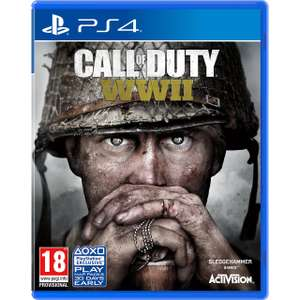 Cod ww2 on ps4 £38 @ AO.com
