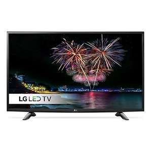 "LG 43LF510V Full HD 43"" Inch LED TV with Freeview £180 @ Amazon"