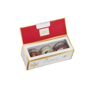 Yankee Candle Company gift presentation pack of 3 jars. Delivered for £9.99 (was £27.99) @ Internet Gift Store
