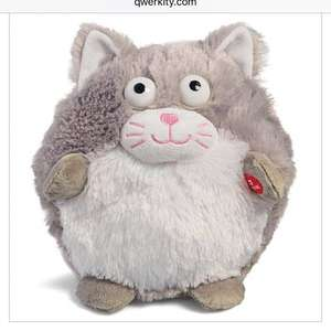 Pet giggling kitten was £16.98 now £5.99 @ Qwerkitty (plus £3.99 del)