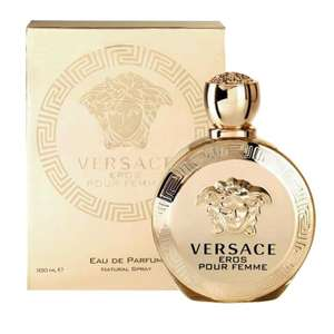 Versace Eros Pour Femme Eau De Parfum 100ml £62.05 @ The Fragrance Shop - Code PERFUME15