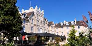 Bournemouth: Victorian mansion stay (Royal Exeter Hotel) inc. dinner (worth £46), bed and breakfast, free Wi-Fi only £79 per couple @ TravelZoo