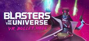 Blasters Of The Universe: VR Bullet Hell on Steam (66% off) - £3.74