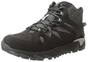 Merrell Men's All Out Blaze 2 Mid GTX High Rise Hiking Boots, Black from £67.80 @ Amazon
