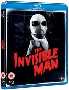 The Invisible Man (1933)(Blu-Ray) £3.60 Delivered (Using Code) @ Zoom