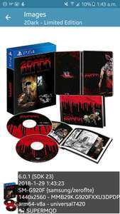 2 dark special edition £7.99 @ game