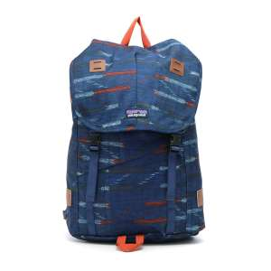 Patagonia Arbor Back Pack 26 L Elwha Ikat Navy Blue £35.75  with Free Delivery -  Zalando