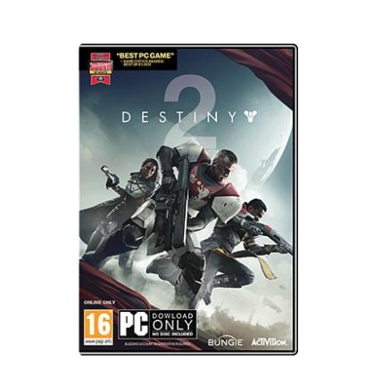 Destiny 2 (PC) £19.99 @ GAME