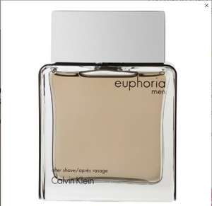 Very cheap aftershaves and perfumes, damaged boxes - 100ml Calvin Klein Euphoria for £18.00 + £1.95 delivery at Scentsational Perfumes