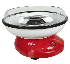 Candy floss machine now half price £12.49 at Clas Ohlson instore / online - Free c&c