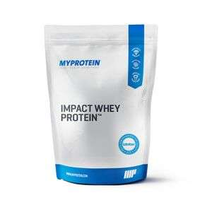 MyProtein 5kg flavoured  Impact whey protein £38.99 - £2.95 del free over £40