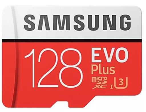 128gb micro sd Samsung Evo Plus £27.99 @ mymemory