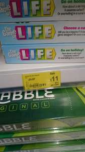 The Game of Life board game £11 @ Asda instore - Poole