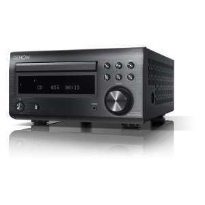 Denon  DM41DAB CD/Bluetooth mini system £204 using £15 code on items over £190 at Hughes Electrical