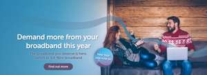 1Gb broadband £10 p/m for 12 months - £120 @ Hyperoptic