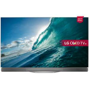 LG OLED55E7N OLED HDR 4K UHD Smart TV & Dolby Atmos Sound Bar £2168.74 - John Lewis price match (£1668.74 with cashback)