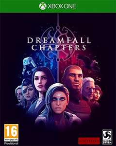 Dreamfall Chapters (Xbox One) £9.99 Delivered prime / £11.98 non prime @ Amazon Prime & GAME