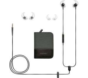 Bose SoundTrue Ultra In Ear Headphones For iOS - Charcoal £45 tapsman007 / Ebay