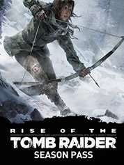 [Steam] Rise Of The Tomb Raider: Season Pass - £5.28 - Greenman Gaming