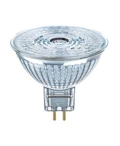 Homebase in store - UNDER HALF PRICE Osram LED Star MR16 GU 5.3 35W equivalent warm white reflector light £3 - MANY OTHER LIGHTS UNDER HALF PRICE