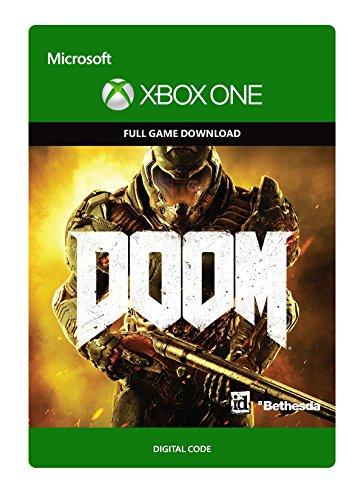 [Xbox One] Doom - £3.39 - Amazon