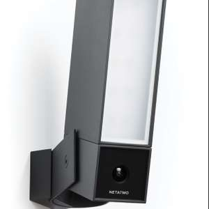 Netatmo Presence Smart Outdoor Security Camera with Floodlight - £209.99 @ Wickes