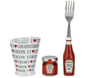 Heinz Ketchup I Love Chips Gift Set £3.74 @ Argos