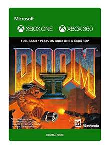 Grabbed the first? Get the sequel! Doom II [Xbox 360/One - Download Code] £3.39 Amazon