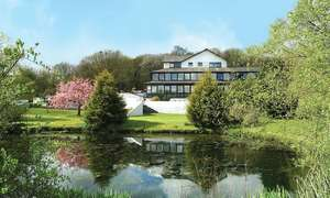 Lake District Windermere - 1 Nights Hotel Stay for 2 with Cream Tea, Full Cooked Breakfast, 3 Course Dinner + Use Of Spa / Leisure Facilities £50.67pp (£101.25) w/code via Groupon (2 nights £139) More Offers in OP
