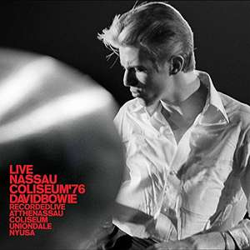Bowie Live at Nassau Colliseum - Vinyl and MP3 - £11.99 prime / £13.98 non prime - Amazon